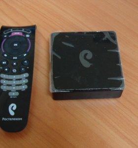 Приставка для IP телевидения Ростелеком