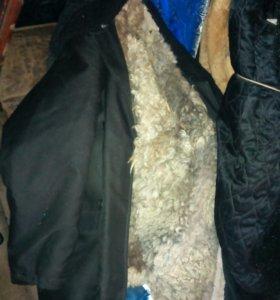 Зимние пальто2 и шуба