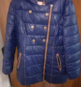 Куртка зимняя женская 54р