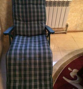 Удобное кресло.