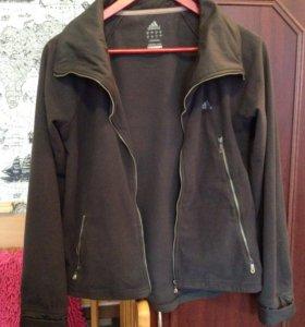 Куртка кофта спортивная adidas фирма