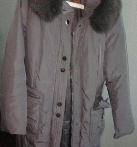 Зимнее пальто 54