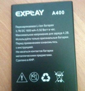Батарейка для explay a400