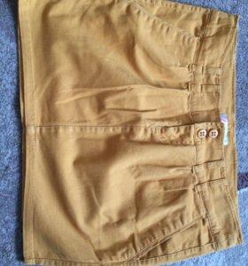 Бу джинсовая юбка