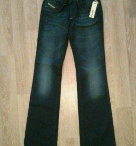 Новые джинсы Diesel из Италии 26 р