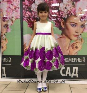 Нарядные платья 👗 для девочек !!!