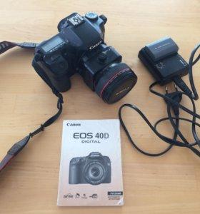 Canon EOS 40D боди