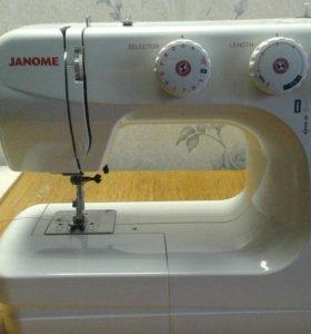 Продам швейную машину janome escape v-25