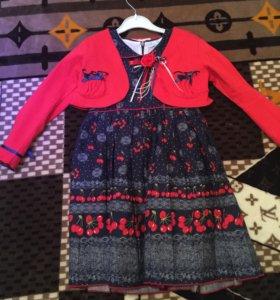 ❤🌹🌹новое нарядное платье