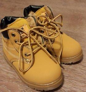 Новые ботинки в ассортименте
