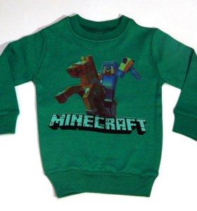 Джемпера Minecraft новые