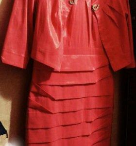 !Новое платье с балеро