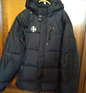 Куртка мужская, зама, новая