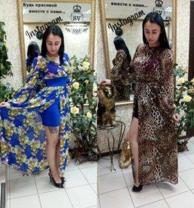 Новые платья 42-44