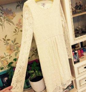 Платье цвет Айвори