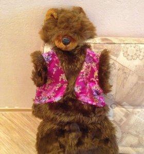 Новогодний Костюм медвежонка.