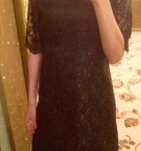 Christian Dior новое платье чёрное