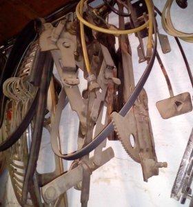 Запчасти на газ 24 (педальный узел,стеклоподъемни
