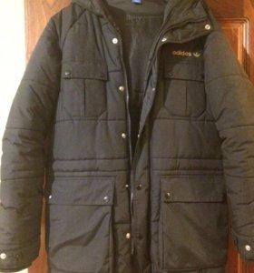 Мужская куртка. Зимняя