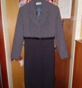 Удлинненный пиджак