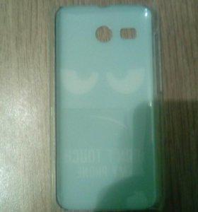 Чехол бампер для телефона (HUAWEI Y511-U30)