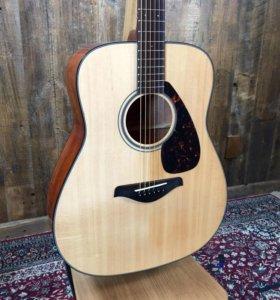 Акустическая гитара Yamaha FG700S