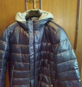Куртка мужская зима, новая