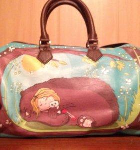 Новая сумка Alessandro frenza