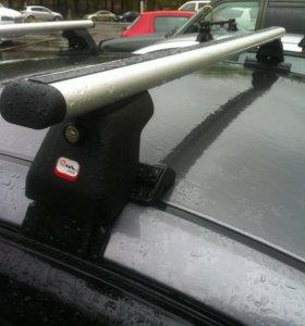 Багажник на крышу Kia Rio