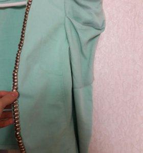 Дизайнерский пиджак, Курточка