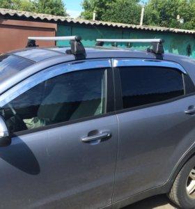 Багажник на крышу Ssang Yong Action