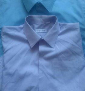 Рубашка школьная на подростка.