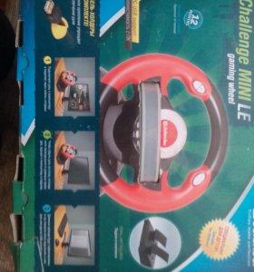 Руль для игр Defender Challenge mini LE