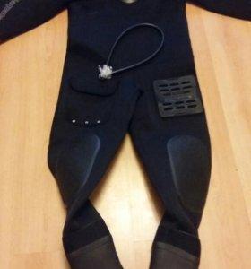 Новые сухие гидрокостюмы