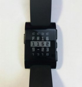Часы Pebble Watch Classic