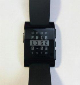 Часы Pebble Watch Classic