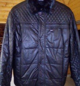 Зимная куртка раз 56