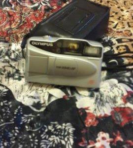 Фотоаппарат Olympus цветной
