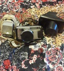 Фотоаппарат черно-белый