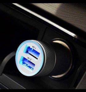 Зарядное устройство для машины ( новое)