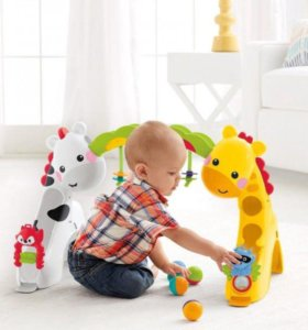 Игровой комплекс Fisher price