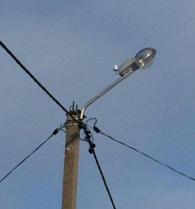Светильники уличные , комплекты ,