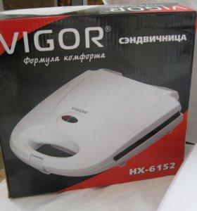 Сэндвичница VIGOR 6152