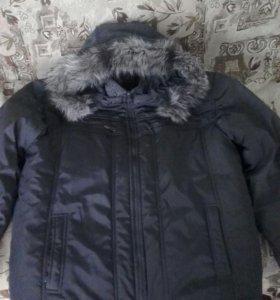 Куртка тёплая, зимняя.