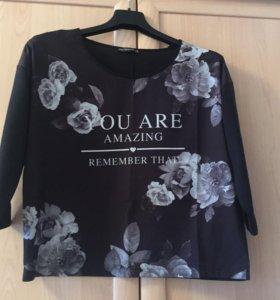 Новая блузка XS