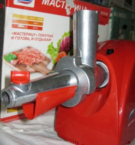 Электро мясорубка Мастерица