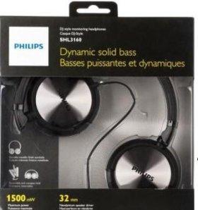 Наушники Philips новые, в упаковке