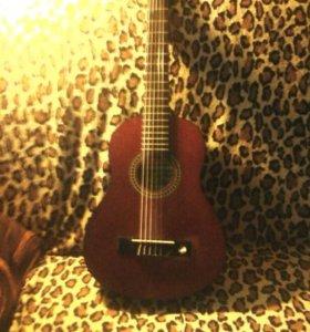 Акустическая гитара для детей