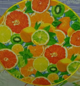 Новое кухонное полотенце