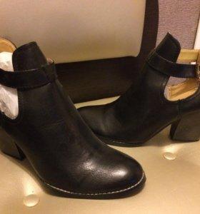 Новые ботинки из США